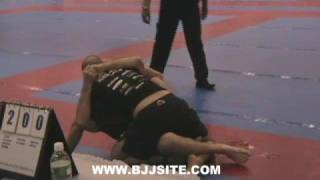 Andrew Smith: No-Gi Pan Ams 2008 - Match 2