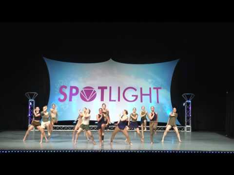 Best Contemporary // ALL THAT I AM - Woodbury Dance Center [Minneapolis, MN(2)]
