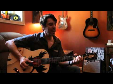 Drive-By Truckers Pulaski (solo acoustic)