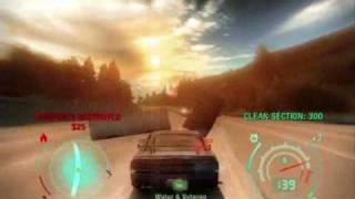 Need For Speed Undercover with high settings using HD 4830
