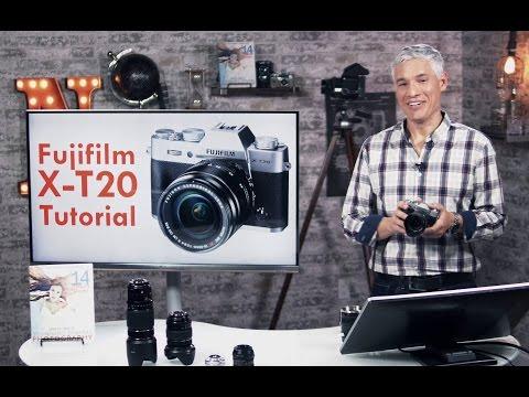 Fujifilm X-T20 Overview Tutorial