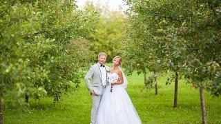 Классическая свадьба. Коломенское