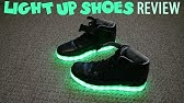 Light Up LED Shoes - Getting Lit Tutorial - YouTube