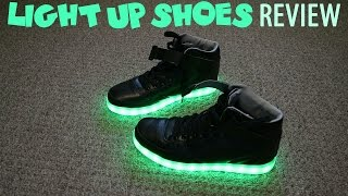 Light Up Shoes – LED Shoes Review