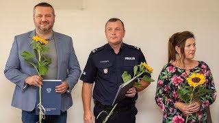 Podpisanie porozumienia w ostrołęckiej komendzie policji
