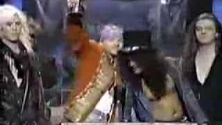 Guns N' Roses - Video Vanguard Award