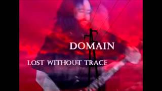 DOMAIN - Lost Without Trace