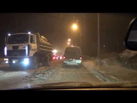 Полный беспредел...Работа ДЭУ 1 Новосибирск