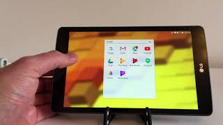 LG G Pad III 8.0 V522 Review - Android 7.0