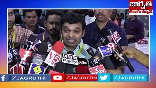Khammam District Table Tennis Tournament 2020 || Minister Puvvada Ajay ||  Jagruthi News