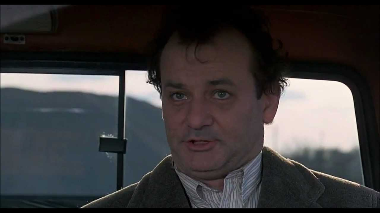 "Groundhog Day Movie Quotes Groundhog Day"" Chevolet C10 1972 Chase Scene  Youtube"