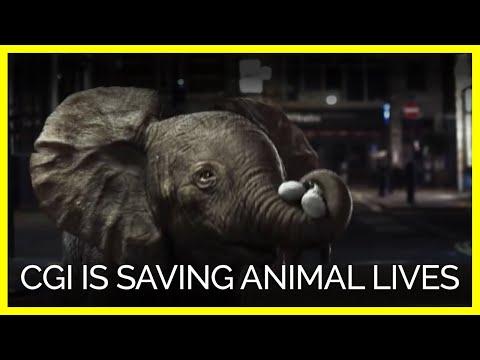 CGI Is Saving Animal Lives