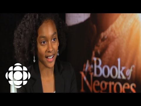 Meet The Book of Negroes' Young Aminata, Shailyn Pierre-Dixon | CBC Connects