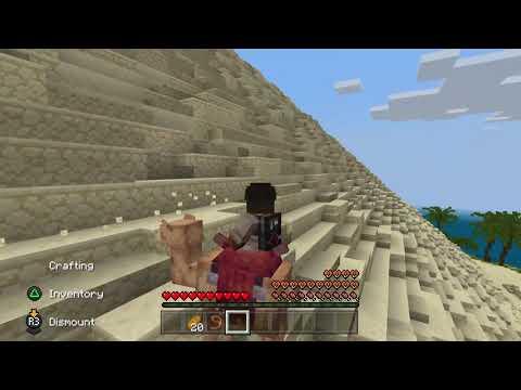Ancient Egypt Minecraft World  