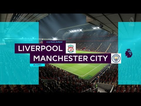 Fifa 20 Liverpool Vs Manchester City Xbox One Gameplay In HD