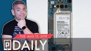 Samsung's New IMPRESSIVE Battery Technology!