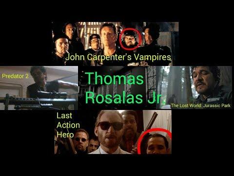 THOMAS ROSALES JR A STAR STUNTMAN/ACTOR
