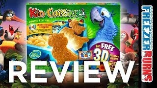 Kid Cuisine Rio 2 Chicken Breast Nuggets Video Review: Freezerburns (ep667)