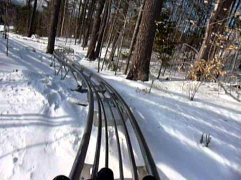 Cranmore Mountain Coaster - North Conway, NH