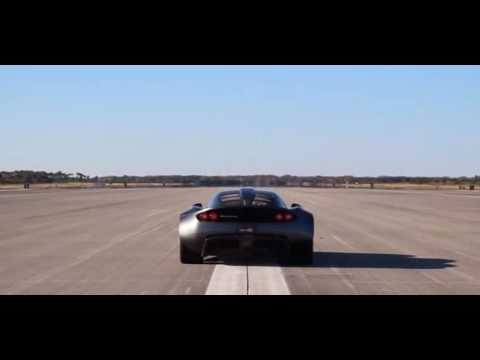fastest car in the world 2016 435 kmh 270 mph hennessey venom gt youtube. Black Bedroom Furniture Sets. Home Design Ideas