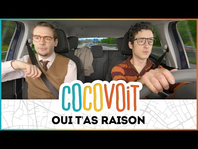 Cocovoit - Oui Tas Raison