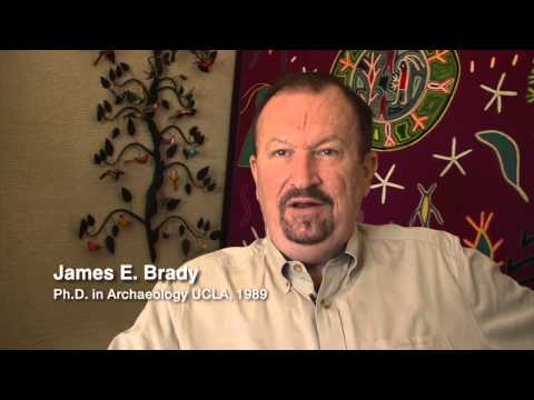 James Brady, Cal State LA, President's Distinguished Professor Award Winner, 2014