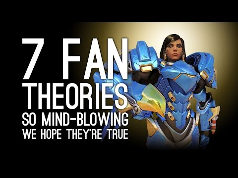 7 Fan Theories So Mind-Blowing We Hope They're True