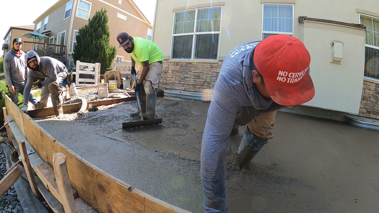 Broomfield Concrete offers many advantages