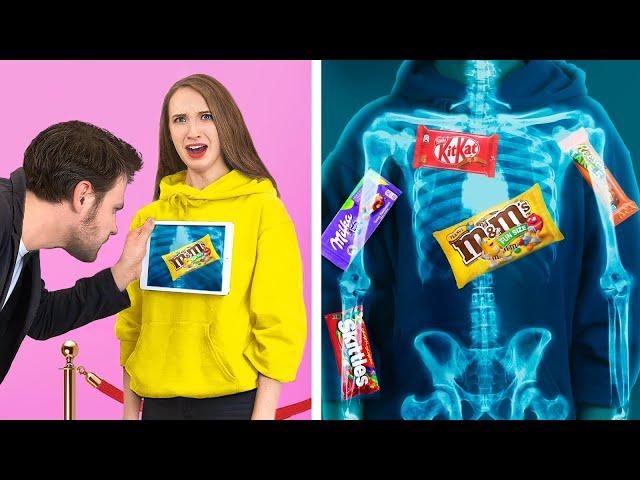 17 Ways to Sneak Snacks into the Movies!