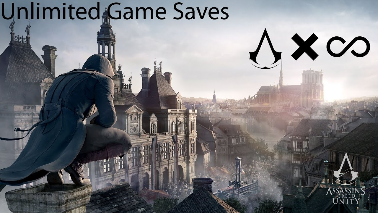 Start new game? - Assassin's Creed Unity
