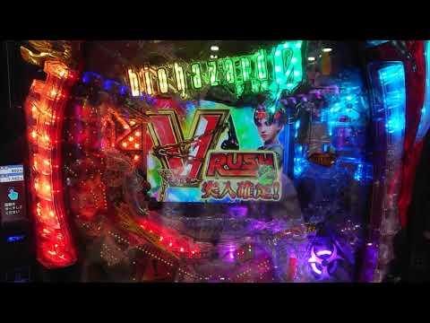 CRバイオハザードゼロ129ver(2/2) ucp15話 japanse casino pachinko Resident Evil 0  (biohazard0)