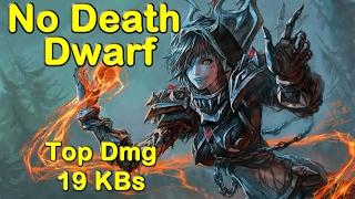 No Death Dwarf 19 Killing Blows Affliction Warlock PvP   World of Warcraft (WoW)
