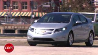 Chevy Volt review & test drive