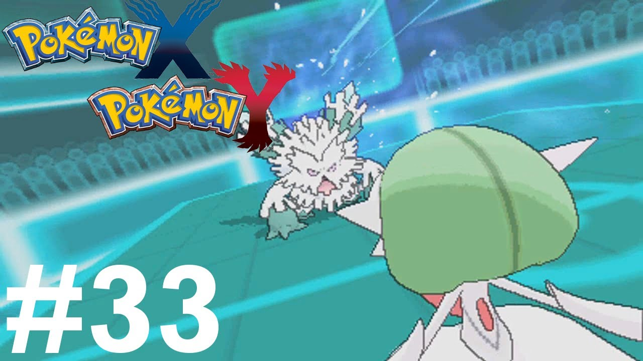 Pokemon X and Y - Part 62: Route 19   Battling Shauna