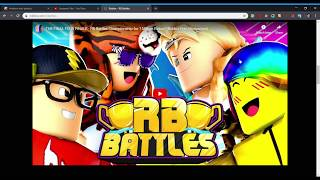 My thoughts on RB Battles Season 1 (Roblox)