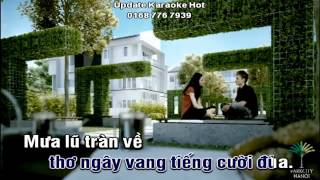 Nỗi Lòng Xa Xứ Phi Hùng Karaoke ChuongLy