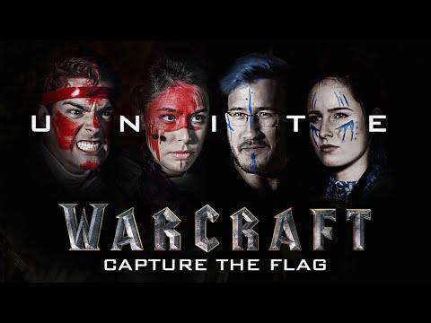 Warcraft irl capture the flag trash talk youtube for Capture the flag