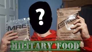 Making a Mess on my Damn Floor!!!! | MRE Challenge with RangerJesse thumbnail