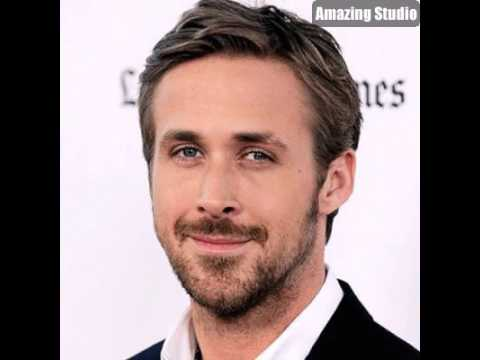 Ryan Gosling Hairstyle For Triangle Face Shape Youtube