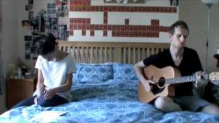 Sadness Is A Blessing - (Lykke Li Acoustic Cover) - In Bed With K Anderson... and Miri