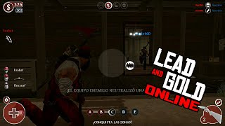 Vídeo Lead and Gold: Gangs of the Wild West PSN
