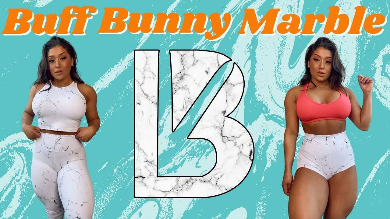 BUFF BUNNY MARBLE COLLECTION : HONEST REVIEW