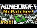 Minecraft Mods: MCPatcher Mod Review (Mod Showcase & Download)