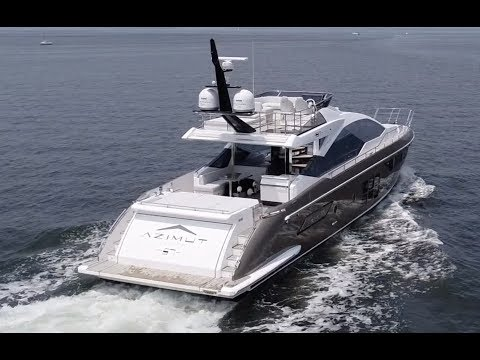 2019 Azimut S7 Yacht For Sale At MarineMax Huntington, NY