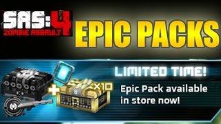 Sas 4 - EPIC PACKS