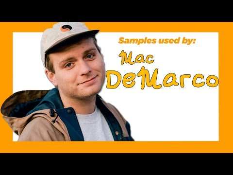 Samples used by: Mac Demarco