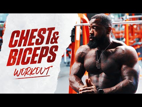 Chest and Biceps Workout | Stupid Pump | Mike Rashid
