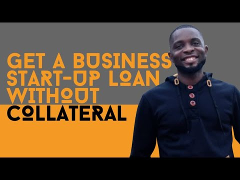 GET BUSINESS STARTUP LOAN WITHOUT COLLATERAL