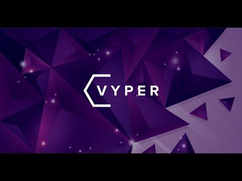 How VYPER Works - 72sec