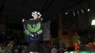 Reinas de la Interculturalidad 2010 - 2011 Zamora Chinchipe